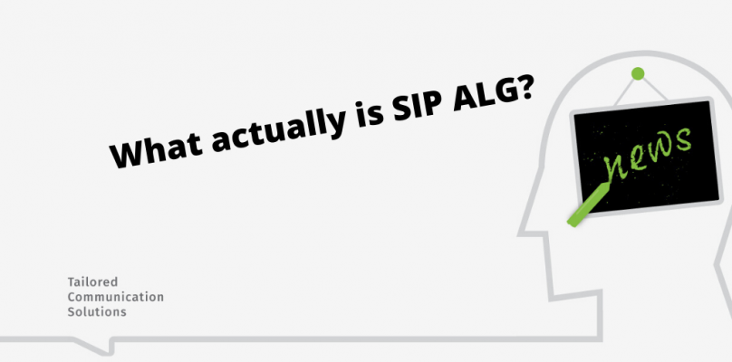 Why SIP ALG Is The Bane Of Our Lives